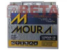 BATERIA SELADA 12V 18,0 AMP MOURA