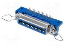 CONECTOR CENTRONIC 36 VIAS FEMEA PCI 90G