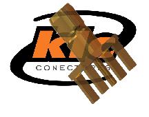CONECTOR SMB 50 MACHO RETO PCI