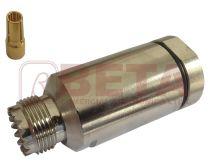 CONECTOR UHF FEMEA CELLFLEX 1/2 POLEGADA