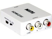 CONVERSOR HDMI IN X RCA OUT (VIDEO COMPOSTO)
