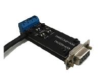 CONVERSOR RS232 DB09 X RS485 S/FONTE COMM5
