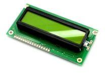DISPLAY LCD 16 X 2 S/BACKLIGHT