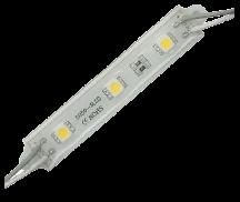 FITA LED C/ 3 LEDS BRANCO
