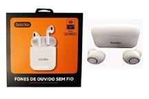 FONE DE OUVIDO SEM FIO BASIKE BA-FON6693