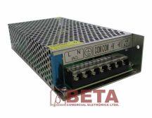 FONTE 12,0 VDC 10,0 A - METALICA