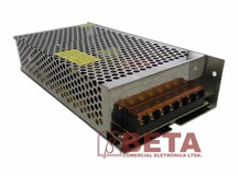 FONTE 12,0 VDC 15,0 A - METALICA