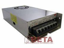 FONTE 12,0 VDC 20,0 A - METALICA