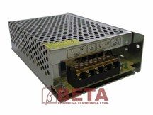 FONTE 5,0 VDC 10,0 A - METALICA