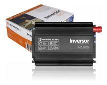 INVERSOR ELETRONICO 12VDC / 127V 500W HAYONIK