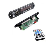 PLACA AMPLIFICADOR USB MP3 COM BLUETOOTH / MODULO BT-373