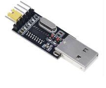 SHIELD MODULO CONVERSOR USB P/SERIAL RS-232 /CH340G