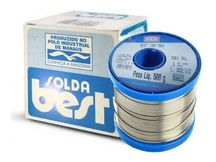 SOLDA BEST 189 MSX15 1,5MM AZUL (500GR)